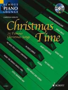 Schott Piano Lounge - Christmas Time (mit CD), Noten