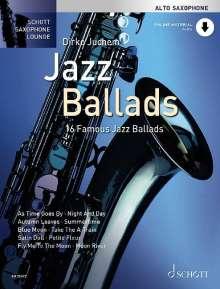 Jazz Ballads, Noten
