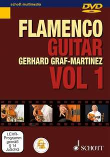 Gerhard Graf-Martinez: Flamenco, Noten