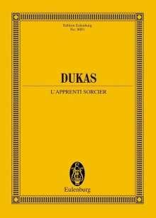 Paul Dukas: L'Apprenti Sorcier, Noten