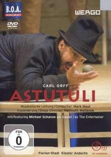Carl Orff - Astutuli, DVD