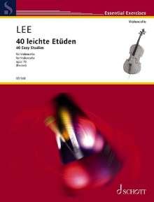 40 leichte Etüden, Buch
