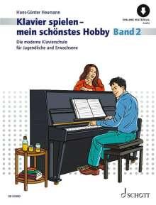 Hans-Günter Heumann: Klavierspielen - mein schönstes Hobby, Buch