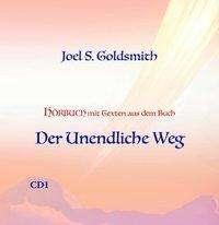 """Joel S. Goldsmith: """"Der Unendliche Weg"""". Hörbuch - 3 Audio CDs, 3 CDs"""