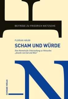Florian Häubi: Scham und Würde, Buch