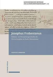 Andreas Ammann: Josephus Frobenianus, Buch