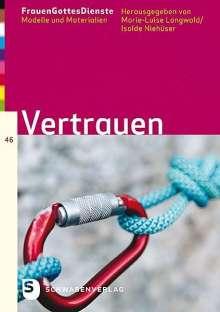 FrauenGottesDienste - Vertrauen, Buch