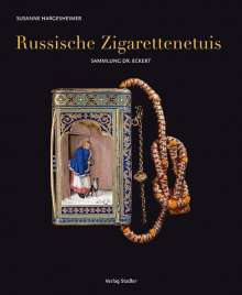 Russische Zigarettenetuis, Buch