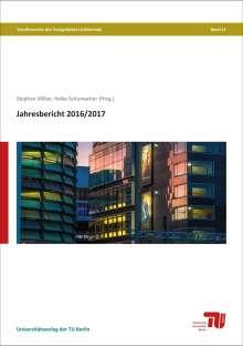 Jahresbericht 2016/2017, Buch