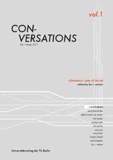 Raoul Bunschoten: Cybernetics: state of the art, Buch