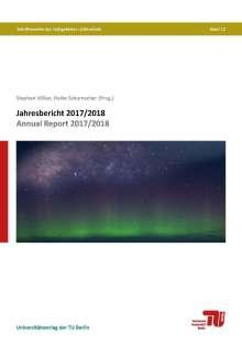 Jahresbericht 2017/2018, Buch
