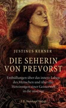 Justinus Kerner: Die Seherin von Prevorst, Buch