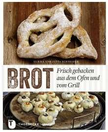 Ulrike Schneider: Brot, Buch