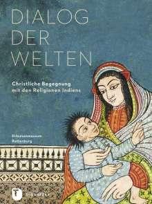 Milan Wehnert: Dialog der Welten, Buch