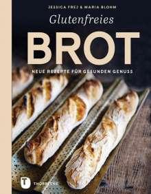 Jessica Frej: Glutenfreies Brot, Buch