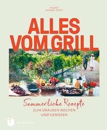 Valerie Aikman-Smith: Alles vom Grill, Buch