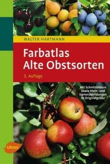 Walter Hartmann: Farbatlas Alte Obstsorten, Buch