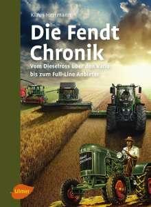 Klaus Herrmann: Die Fendt-Chronik, Buch