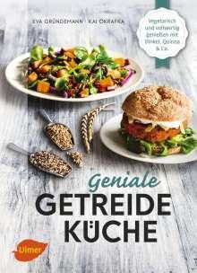 Eva Gründemann: Geniale Getreideküche, Buch