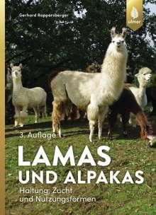 Gerhard Rappersberger: Lamas und Alpakas, Buch