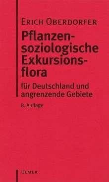 Erich Oberdorfer: Pflanzensoziologische Exkursionsflora, Buch