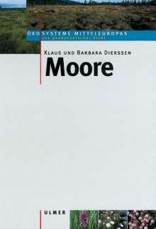 Klaus Dierßen: Moore, Buch