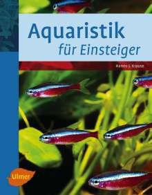 Hanns-Jürgen Krause: Aquaristik für Einsteiger, Buch