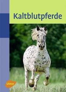Doris Baumann: Kaltblutpferde, Buch