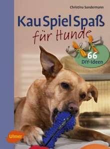 Christina Sondermann: Kauspielspaß für Hunde, Buch