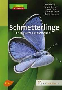 Josef Settele: Schmetterlinge, Buch