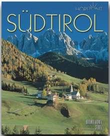 Hartmut Krinitz: Südtirol, Buch