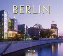 Henkelmann, Jürgen  :Berlin 2008. Kalender, CD