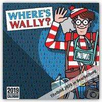 Where's Wally? - Wo ist Walter 2020, Diverse