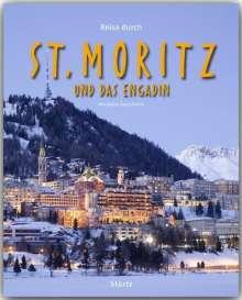 Georg Fromm: Reise durch St. Moritz und das Engadin, Buch