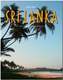 Walter M. Weiss: Reise durch SRI LANKA, Buch