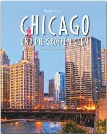 Thomas Jeier: Reise durch Chicago und die Großen Seen, Buch