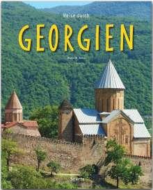 Walter M. Weiss: Reise durch Georgien, Buch