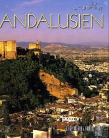 Andreas Drouve: Andalusien, Buch