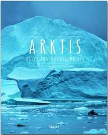 Page Chichester: Arktis - Reise ins nördliche Eis, Buch