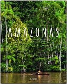Katharina Nickoleit: Amazonas, Buch