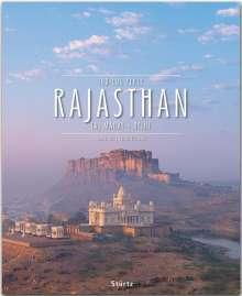 Lothar Clermont: Rajasthan - Taj Mahal . Delhi . Indiens Perle, Buch