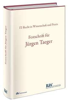 Festschrift für Jürgen Taeger, Buch