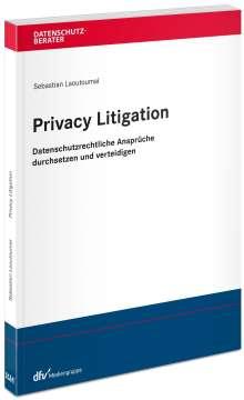 Sebastian Laoutoumai: Privacy Litigation, Buch