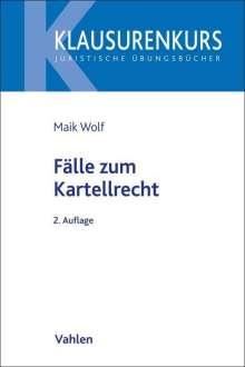 Franz Jürgen Säcker: Kartellrecht in Fällen, Buch