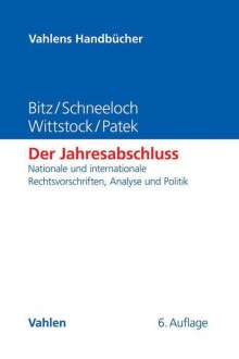 Michael Bitz: Der Jahresabschluss, Buch