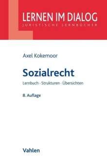 Axel Kokemoor: Sozialrecht, Buch