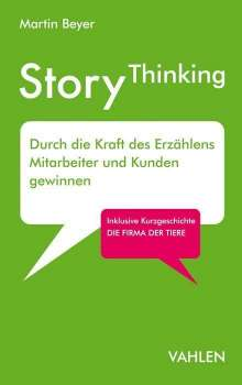 Martin Beyer: StoryThinking, Buch