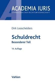 Dirk Looschelders: Schuldrecht, Buch