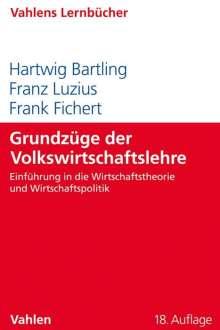 Hartwig Bartling: Grundzüge der Volkswirtschaftslehre, Buch