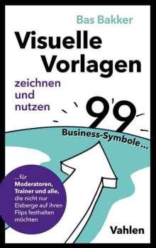 Bas Bakker: Visuelle Vorlagen zeichnen und nutzen, Buch